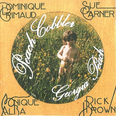 Peach Cobbler Georgia Peach 1995